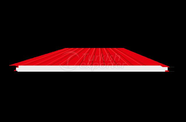 Blind Screw EPS Facade Panel