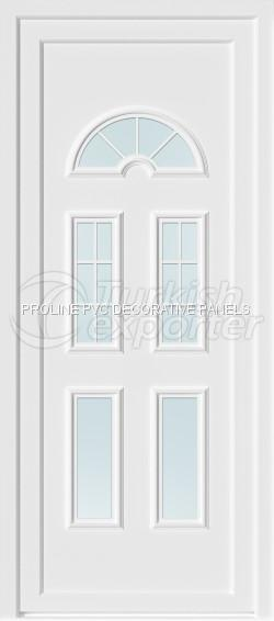 Paneles de puerta de PVC Thermoform 30001_C5_K3