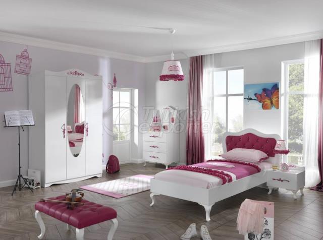 Kids Room Papatya