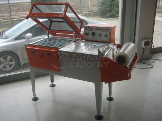 Sealer Shrink Machines - Formed - Manuel Pneumatic