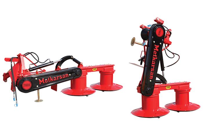 Hydraulic Drum Mower - MKP 195
