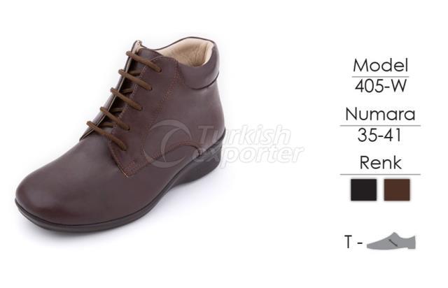 Diabetic-Orthopedic Boots 405W