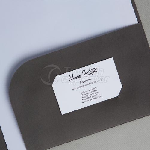 Cardboard File