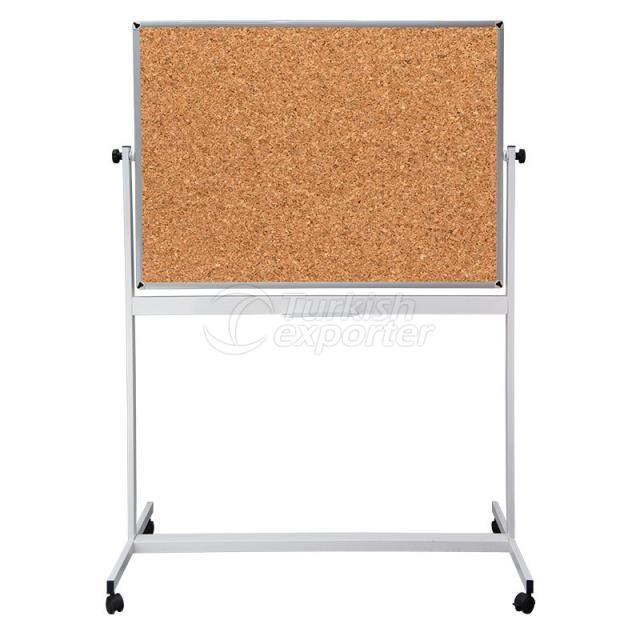 Single Side Corkboard