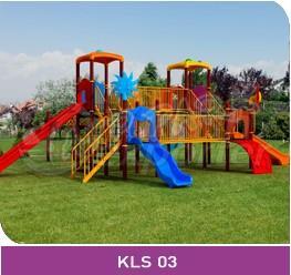 Playground Equipments KLS03