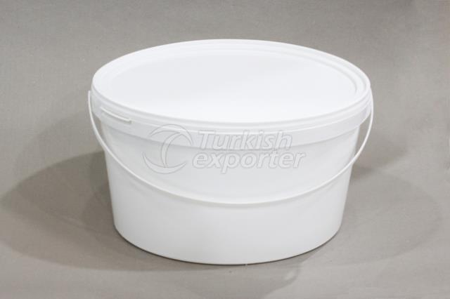 BKY 1025 plastic container