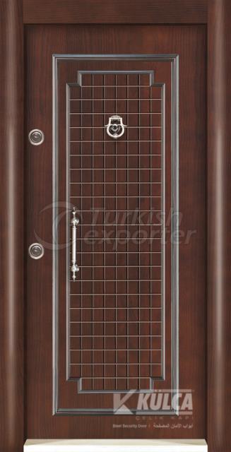 Z-9051 الحصري الباب الصلب
