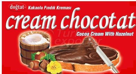Cocoa Cream with Hazelnut