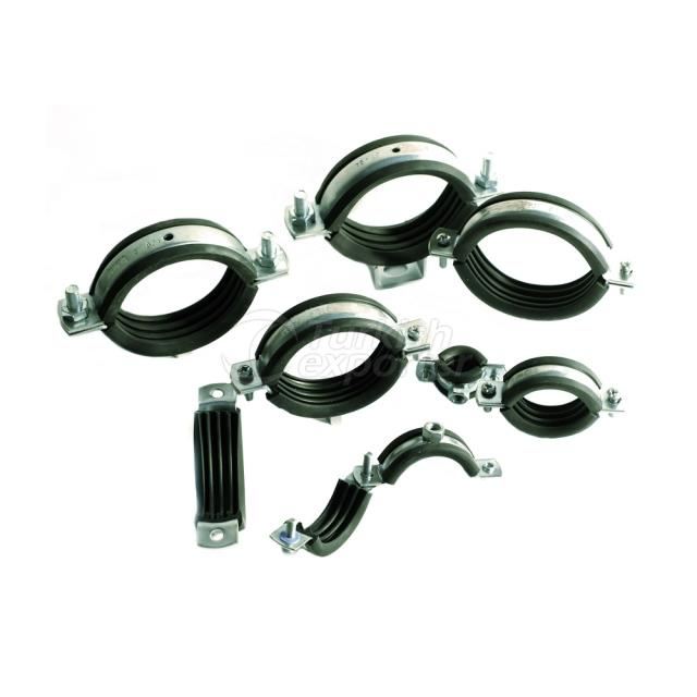 Pipe, Clamp Gaskets