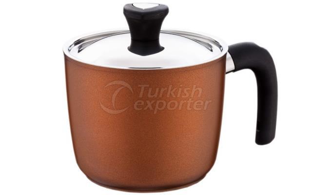 Copper Milkpot