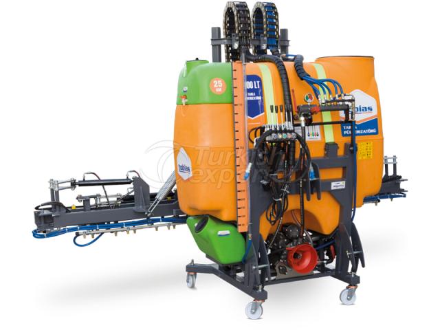 TOBIAS-TP-1000 Sprayers Machine