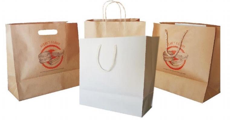 Paper Kraft Bag
