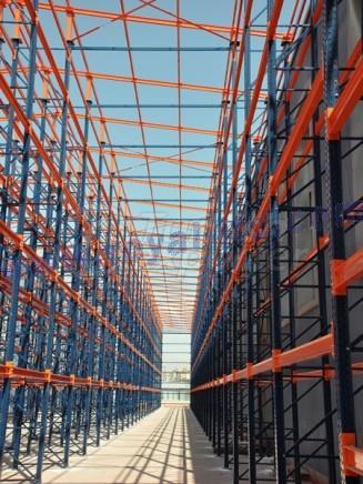 Warehouse Shelf Systems