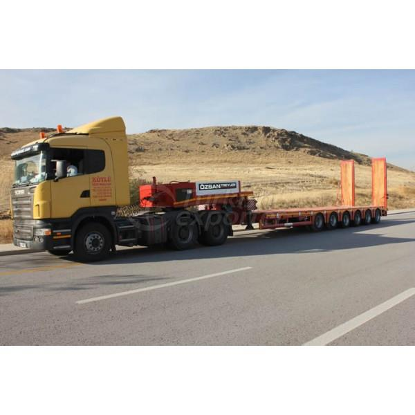 6 Axle Lowbed