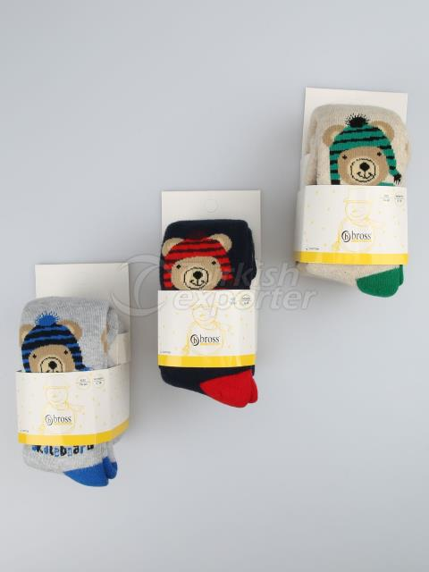 Baby Panty Hose - 15908 (B14)
