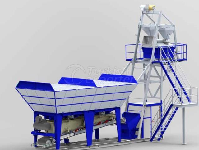 MRM 30 C Compact Concrete Plant