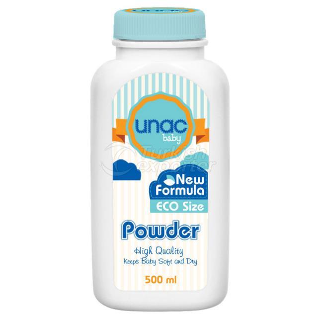 Un3032 - Unac Baby Powder 500ml