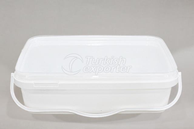 BKD 1020 plastic container