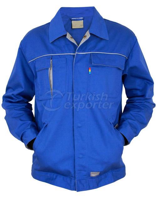 Work Jacket Code #BT410307