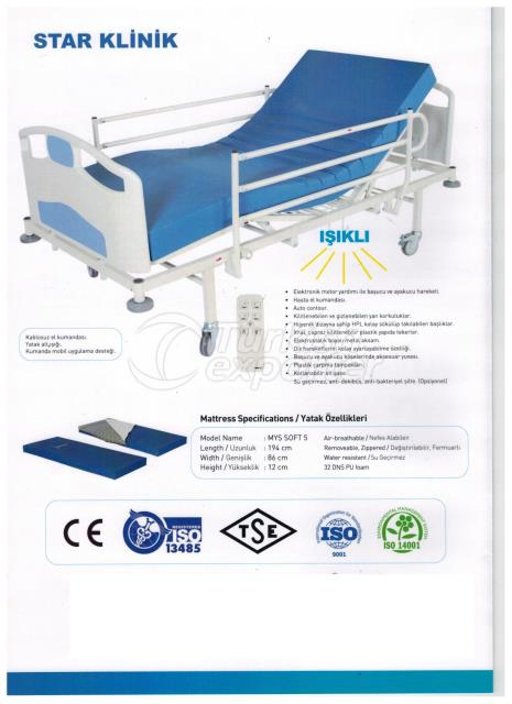 PATIENT CARE BEDS