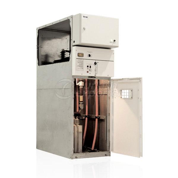 Banques de condensateurs MECA MV