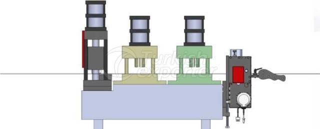 Servo Drive and Drilling Mold and Pneumatic Shear