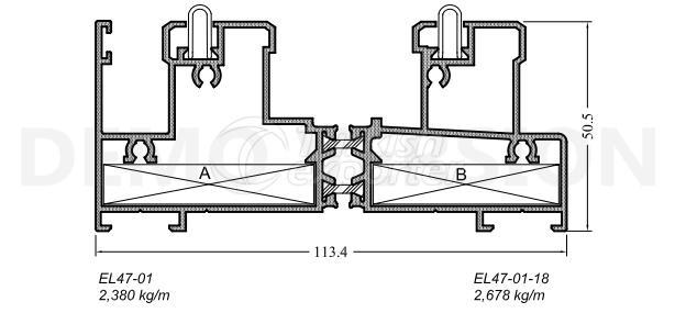 انظمة انزلاق S5000