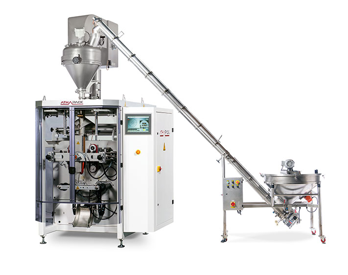 Vertical Packaging Machine - AXION F26 F36