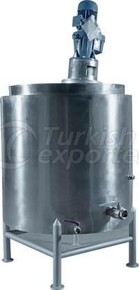 Invert Preparation Boiler VM.024