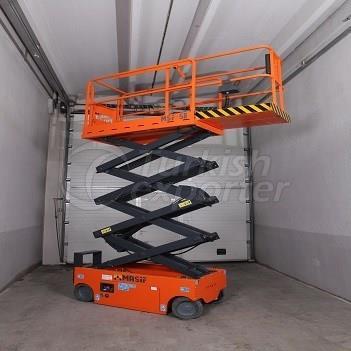8M Automatic Scissor Lift