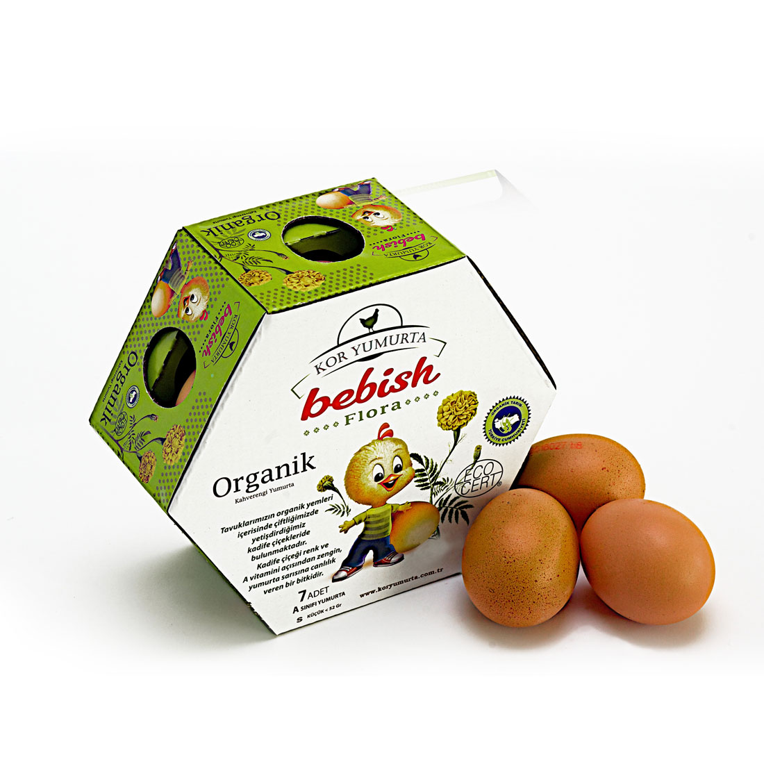 Bebish Organic Egg (For childrens and babies)