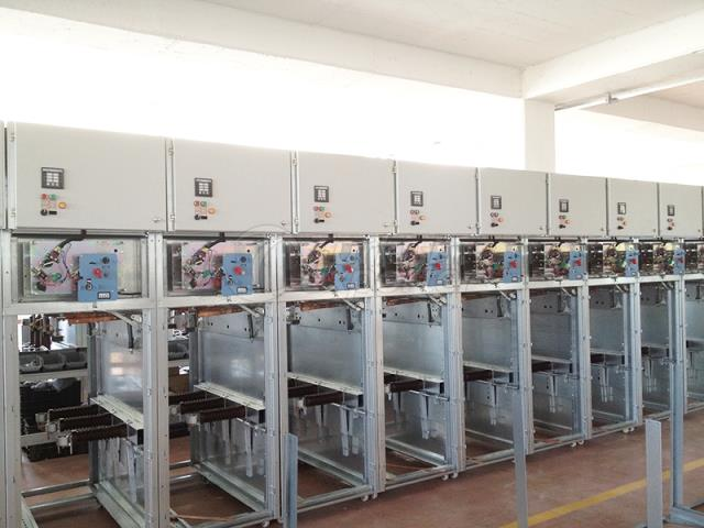 Metal Enclosed Switchgear