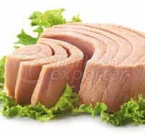 أسماك التونة المعلبة