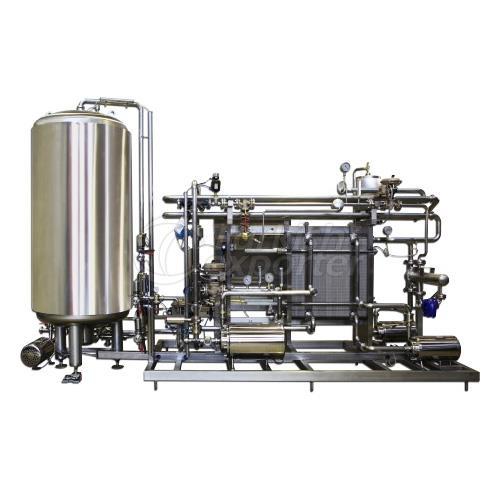 Milk Treatment Machinery