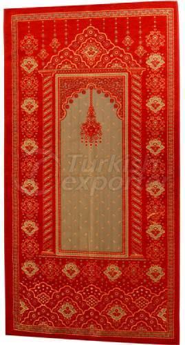 Luxury Taffeta Prayer Rug T-516