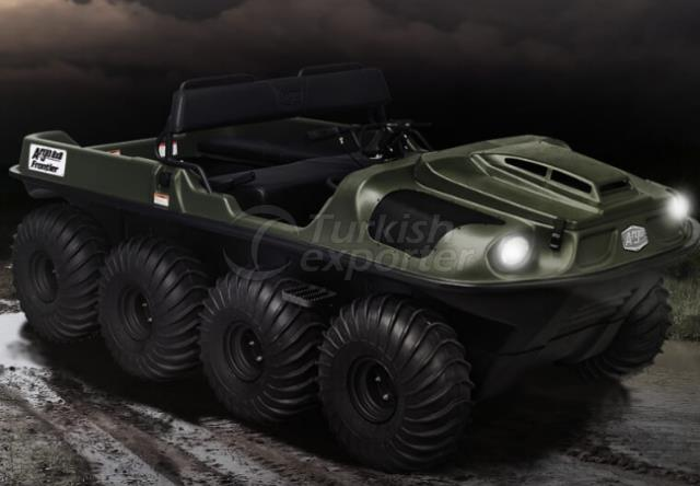 سيارات بارمائية  Frontier 8x8S
