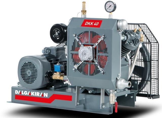 Reciprocating Compressors DKK High Pressure Series