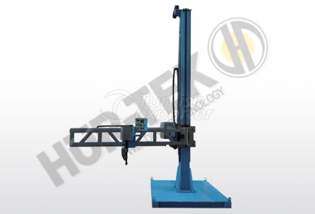 Jip Pipe Welding Machine
