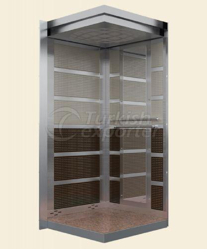 Elevator Cabin Kirman