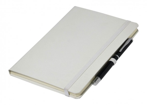 122-A Leatherette Notebook