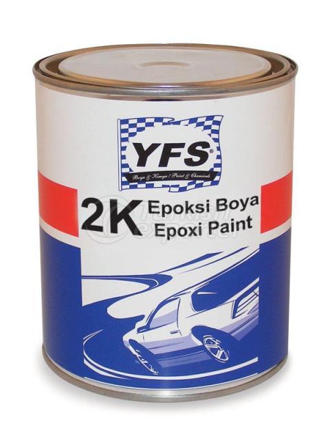 Epoxy Topcoat 2k