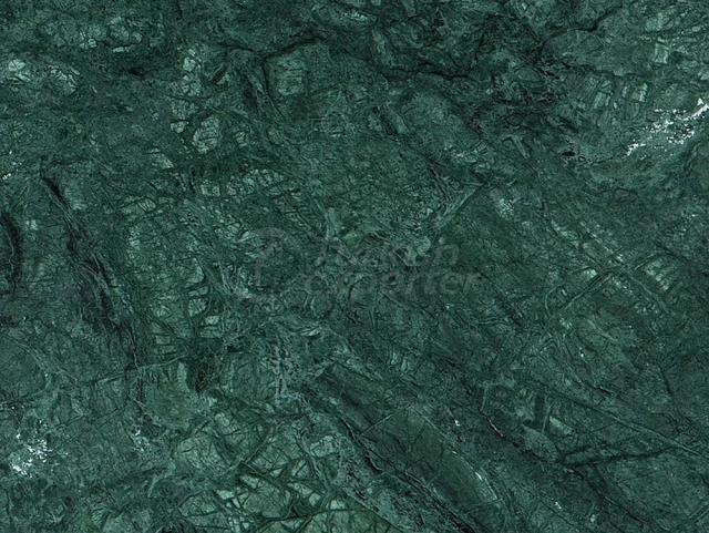 الأخضر غواتيمالا الرخام