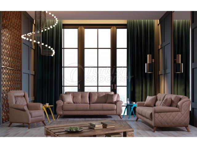 Conjunto de sofás LOTUS C_102