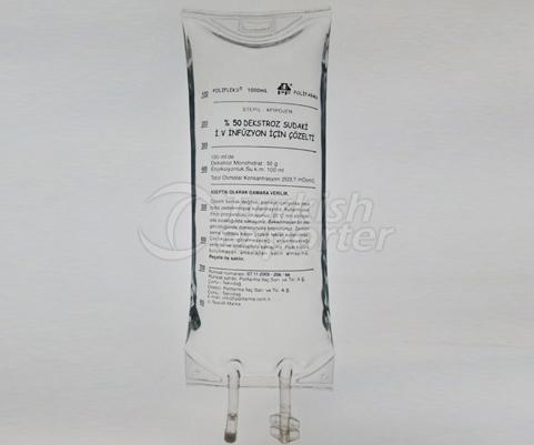 محلول Dextrose I.V Infusion