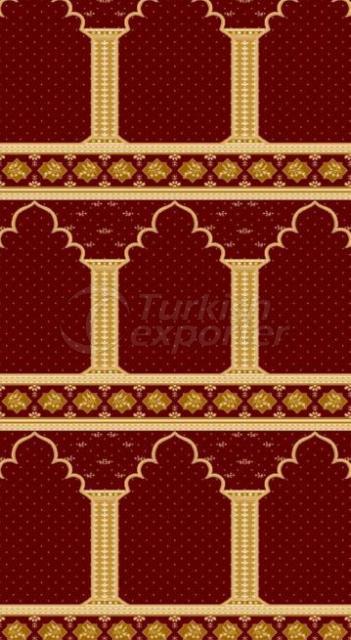 Mosque Carpet S15