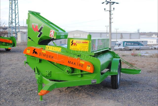 TR1100 Pumpkin Seed Harvester