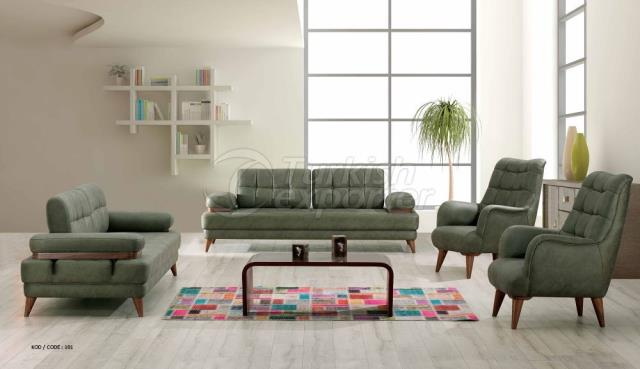 Living Room Furniture Mustang
