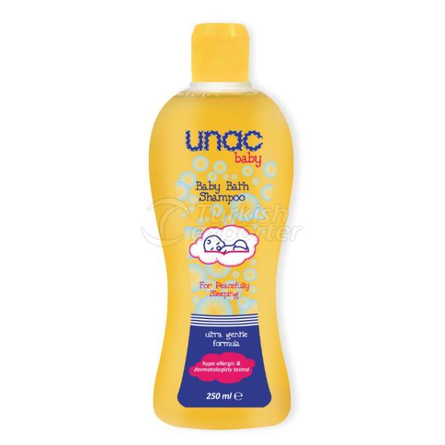 Un4011 - Unac Baby Shampoo 250ml