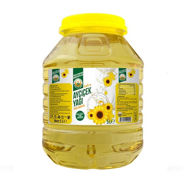 Sunflower Oil 5 LT
