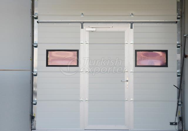 Cold Store Doors - Sectional Type